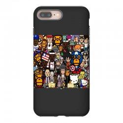Monkey iPhone 8 Plus | Artistshot