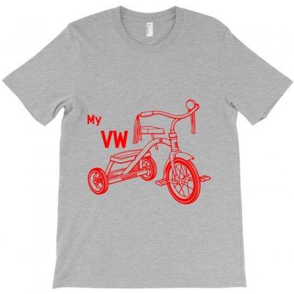 My Vw Bike T-shirt Designed By Rardesign