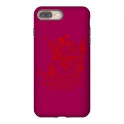 stranger things red iPhone 8 Plus Case | Artistshot