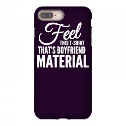 funny tshirts   i love it when my boyfriend iPhone 8 Plus Case | Artistshot