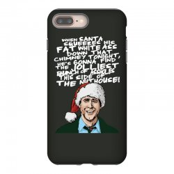 Clark Griswold Christmas Tee iPhone 8 Plus | Artistshot