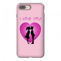 I love you iPhone 8 Plus | Artistshot