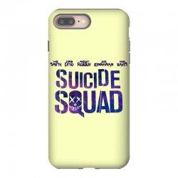 Suicide Squad iPhone 8 Plus Case   Artistshot