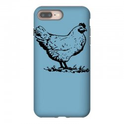 funny chiken iPhone 8 Plus Case | Artistshot