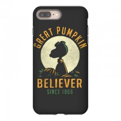 Great Pumpkin Believer iPhone 8 Plus | Artistshot