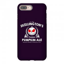 Skellington'spumpkin ale iPhone 8 Plus Case | Artistshot