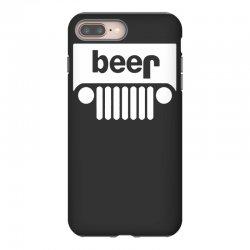 funny jeeps customs logo on men black iPhone 8 Plus Case | Artistshot