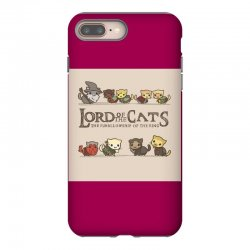Lord Of The Cats iPhone 8 Plus Case | Artistshot