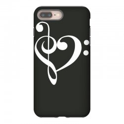 music heart rock baseball iPhone 8 Plus Case   Artistshot