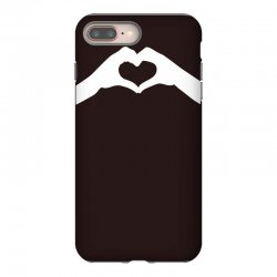love hands iPhone 8 Plus Case   Artistshot