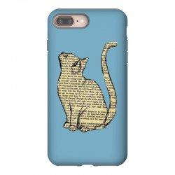 cats text iPhone 8 Plus Case | Artistshot