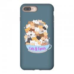 Cats iPhone 8 Plus Case | Artistshot