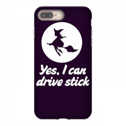 yes, i can drive stick iPhone 8 Plus Case | Artistshot