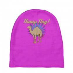 funny hump day camel Baby Beanies   Artistshot