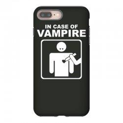 funny vampire iPhone 8 Plus Case | Artistshot