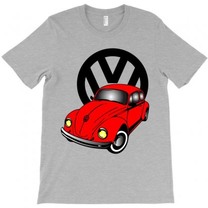 Vw T-shirt Designed By Rardesign