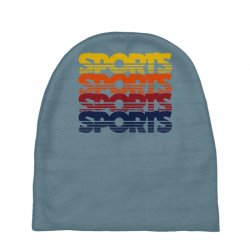 vintage sports Baby Beanies   Artistshot