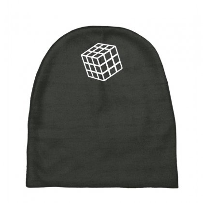 Rubic Cube Baby Beanies Designed By Gematees