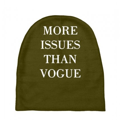 More Issues Than Vogue Baby Beanies Designed By Gematees