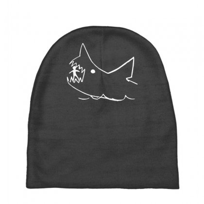 Great White Shark Baby Beanies Designed By Gematees