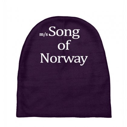 Worn By David Bowie Song Of Norway Baby Beanies Designed By Gematees