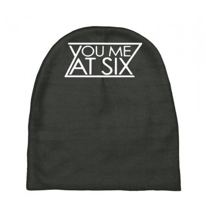 You Me At Six Baby Beanies Designed By Gematees