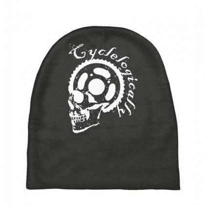 Cyclelogically Baby Beanies Designed By Gematees