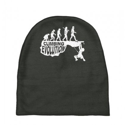 Climbing Evolution Baby Beanies Designed By Gematees