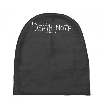 Death Note Anime Baby Beanies Designed By Gematees
