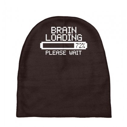Brain Loading Baby Beanies Designed By Gematees