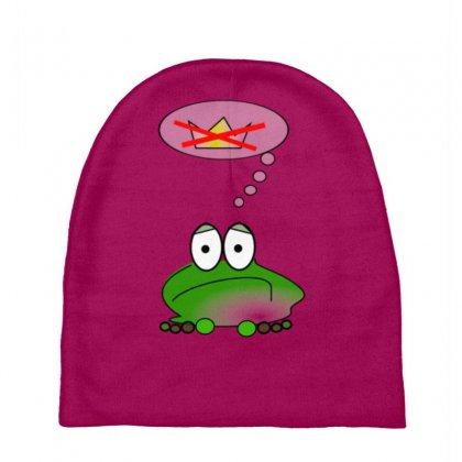 Sad Frog Baby Beanies Designed By Gematees