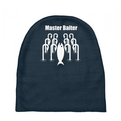 Master Baiter Baby Beanies Designed By Gematees