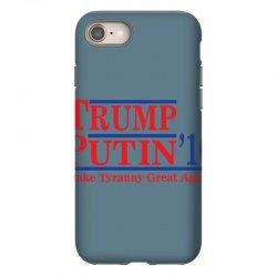 trump putin 2016 iPhone 8 Case   Artistshot