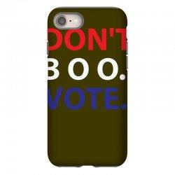 Dont Boo. Vote. iPhone 8 Case | Artistshot
