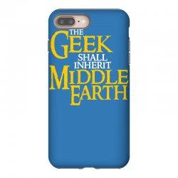 geek shall inherit middle earth iPhone 8 Plus   Artistshot