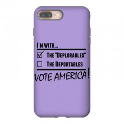 Deplorables America iPhone 8 Plus Case | Artistshot
