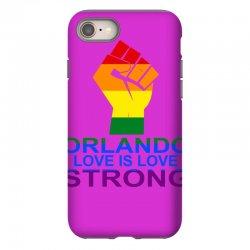 Love Is Love, Orlando Strong iPhone 8 Case | Artistshot