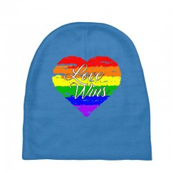 Love Wins One Pulse Orlando Strong Baby Beanies | Artistshot