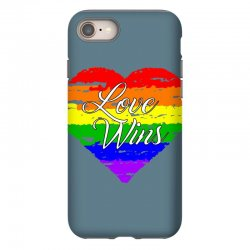 Love Wins One Pulse Orlando Strong iPhone 8 Case | Artistshot