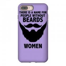 funny beards iPhone 8 Plus Case | Artistshot