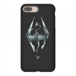 Skyrim iPhone 8 Plus Case | Artistshot