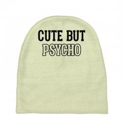 3174b4f7249b08 Custom Cute But Psycho Toddler T-shirt By Eugene - Artistshot