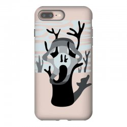 the tree's scream iPhone 8 Plus Case | Artistshot