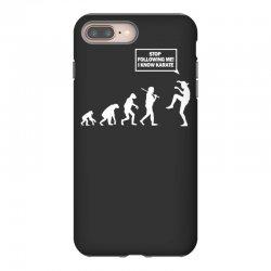 funny karate evolution iPhone 8 Plus Case   Artistshot
