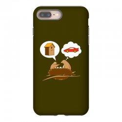 Funny Priorities iPhone 8 Plus Case | Artistshot