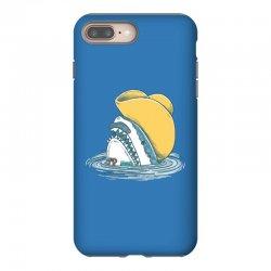 funny hat shark iPhone 8 Plus Case | Artistshot