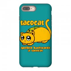 funny tacocat iPhone 8 Plus Case | Artistshot