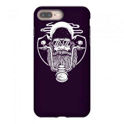 Old Rider Iphone 8 Plus Case Designed By Tonyhaddearts