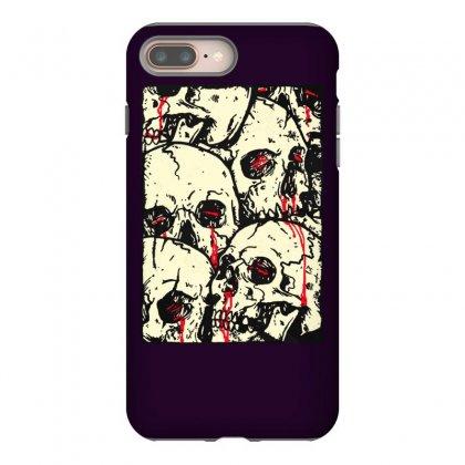 Killed Tear Drop Iphone 8 Plus Case Designed By Tonyhaddearts