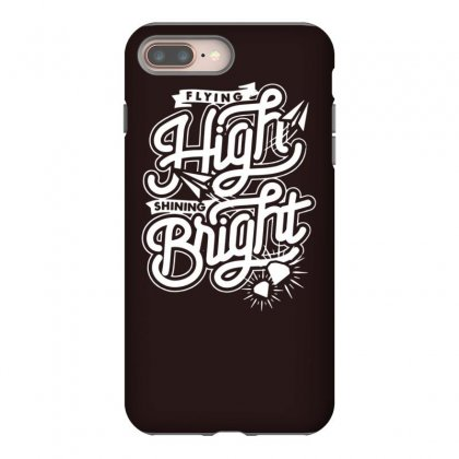 Flying High Shining Bright Iphone 8 Plus Case Designed By Tonyhaddearts